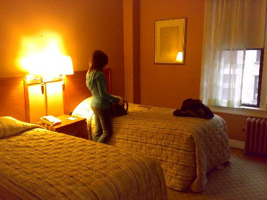Best Western Plus Hospitality House: 2 Double Beds in Bedroom #2