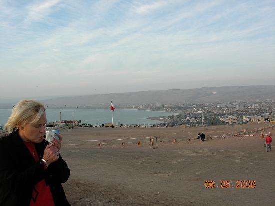 Cathedral of Arequipa Museum: El mar de Arica y la belleza de su paisaje  fueron una fiesta para mis ojos