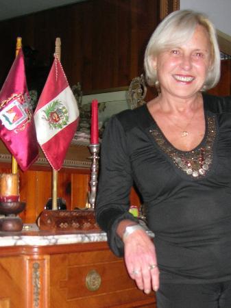 Cathedral of Arequipa Museum: La solidaridad del pueblo peruano alegraron  mis sentimientos
