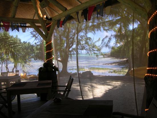 Le François, Martinique: Rest plage Cap Est Lagoon