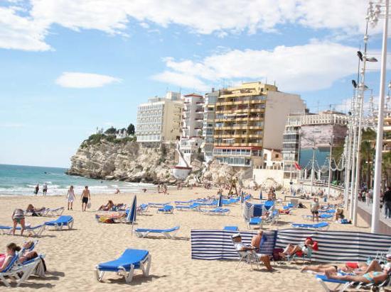 Camposol: Levante Beach Feb '07