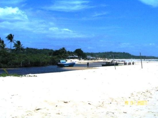 Mata N'ativa Pousada: beach