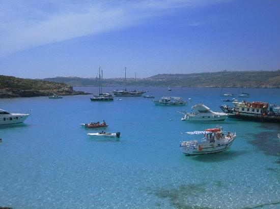 Ramla Bay Resort: Cove nearby