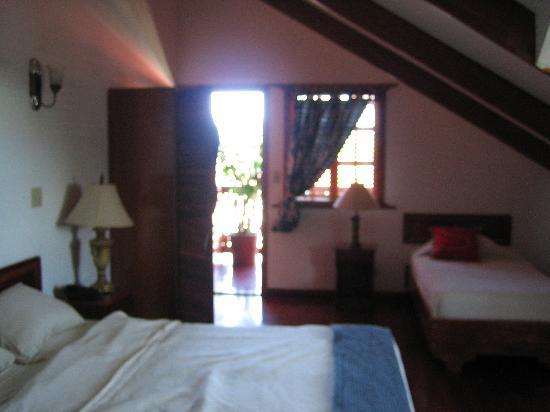 Hotel Bocas del Toro: our room