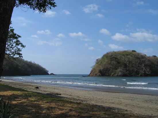Playa Venao, Panama : View from the porch