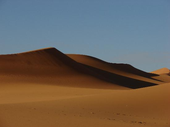 Libyen: Sand dunes in the Sahara