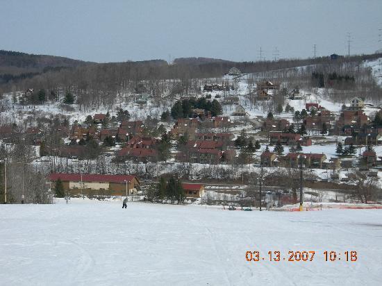 Hope Lake Lodge & Conference Center: Arcadia village