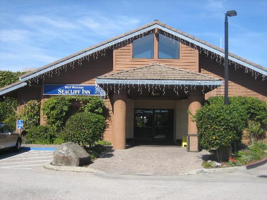 BEST WESTERN Seacliff Inn: Lobby