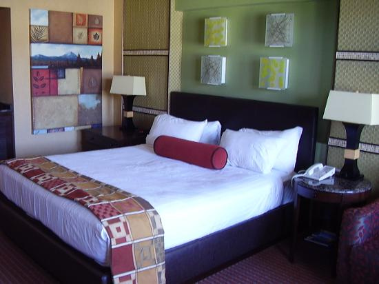 Harrah's Lake Tahoe: Nice room