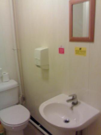 Throstles Nest Hotel : The Bathroom