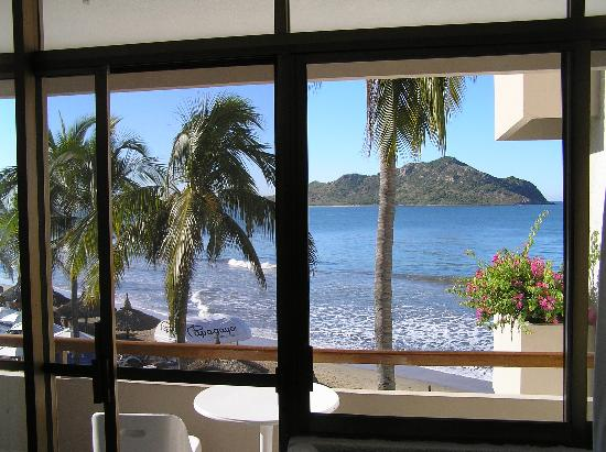 The Inn at Mazatlan: Room with a great view!