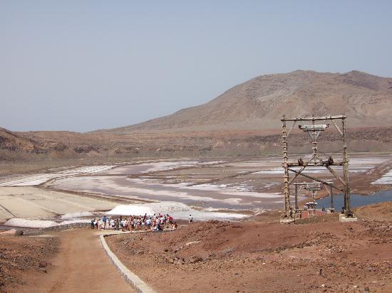 Hotel Morabeza: The Salt Mines