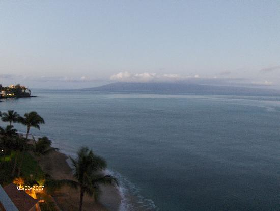 Royal Kahana: View from Lanai