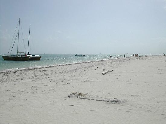 Hidden Beach Resort by Karisma: The beach  where we went on nude cruise.