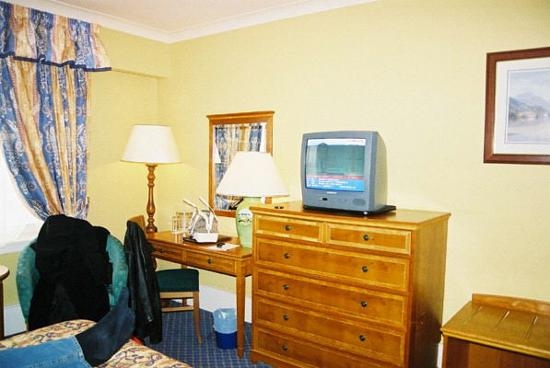 Carnoustie Golf Course Hotel: Part of the main room