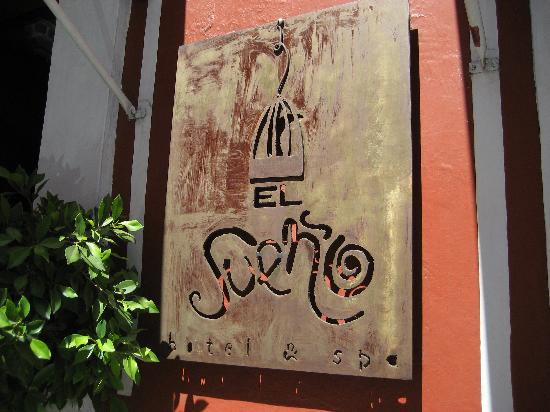 EL Sueno Hotel & Spa : Entry