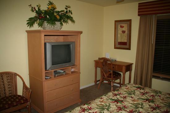 Park Shore Resort : Chambre principale