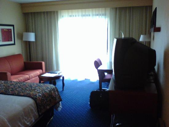 كورتيارد أتلانتا نوركروس/بيتش تري كورنرز: Nice Room