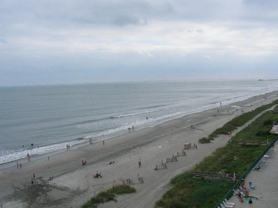 Миртл-Бич, Южная Каролина: Myrtle Beach, SC  south view