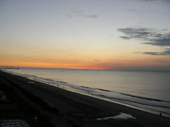 Миртл-Бич, Южная Каролина: Myrtle Beach, SC  sunrise