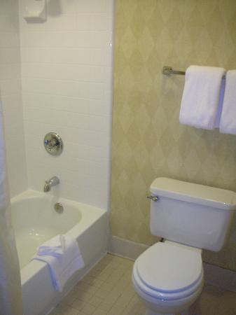 Residence Inn Sacramento Cal Expo: Bathroom