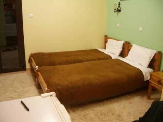 Arachova, Grecia: room