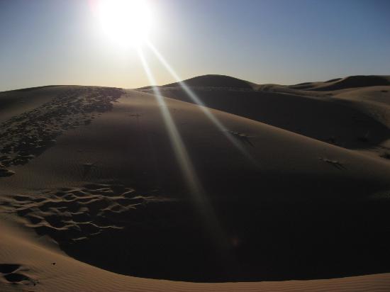 Haven La Chance Desert Hotel: Sahara Sun