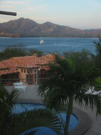 Flamingo Marina Resort: View from our Room