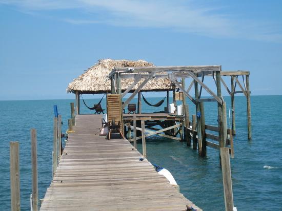 Hopkins, Belize: Dock