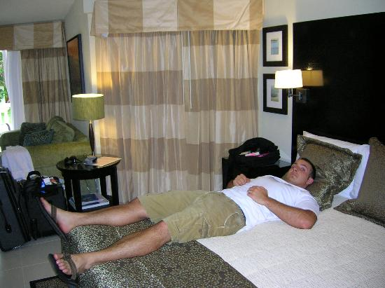 Bucuti & Tara Beach Resort Aruba : Our Remodeled Bungalo Room