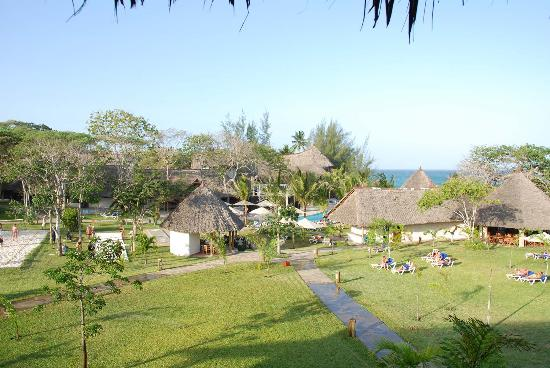 Baobab Beach Resort & Spa: View of the complex