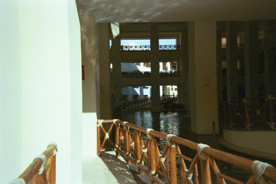 Occidental Grand Xcaret All Inclusive Resort: Lobby