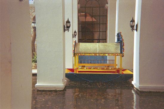 Occidental Grand Xcaret All Inclusive Resort: Boat transportation to Xcaret park