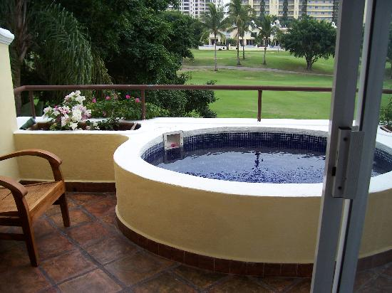 Casa Velas: our own mini-pool