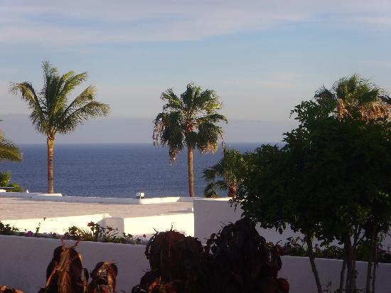 Puerto Del Carmen, Spain: View from Balcon Del Mar Apt.