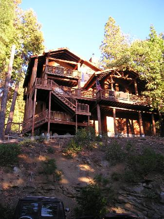Yosemite West High Sierra Bed and Breakfast-billede
