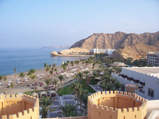 Barr Al Jissah, Oman: The gorgeous scenery