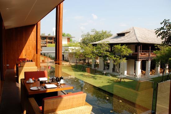 Anantara Chiang Mai Resort : Chedi Club Lounge