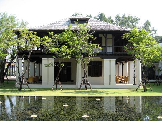 Anantara Chiang Mai Resort : Chedi Restaurant