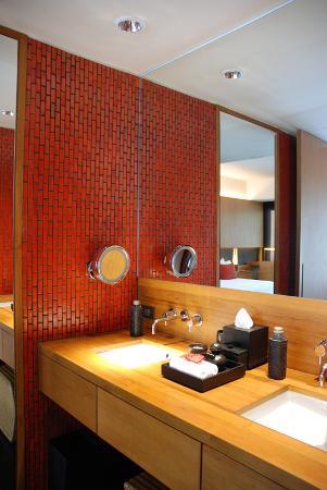 Anantara Chiang Mai Resort : Chedi Club Suite Bathroom