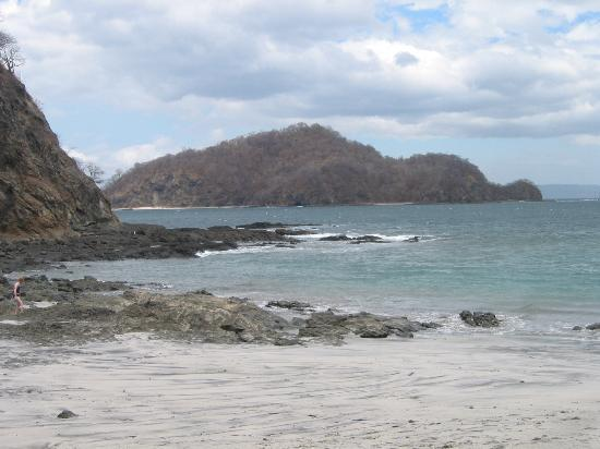 Gulf of Papagayo, Kosta Rika: Beach from the Aqua Combo