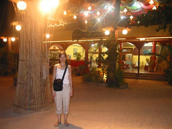 Boracay Royal Park Hotel: After a late nite from D'mall and Nightlife which is around 5min walk and were back in the...