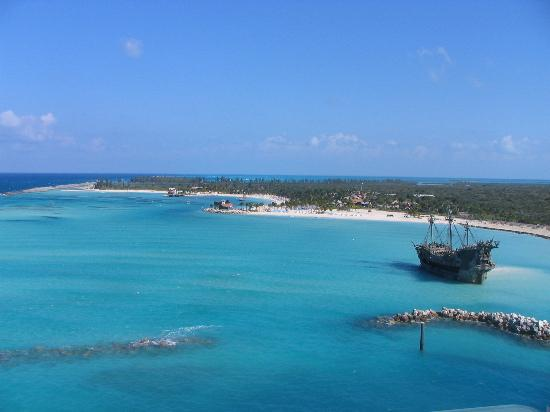 Castaway Cay : View From The Wonder