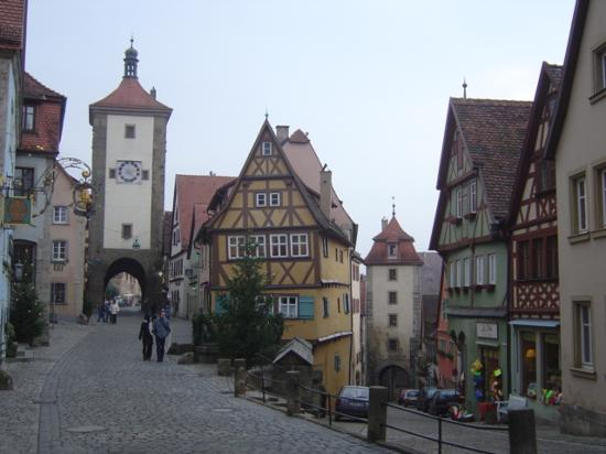 Roter Hahn Rothenburg: 2 Minute Walk from the Hotel Roter Hahn