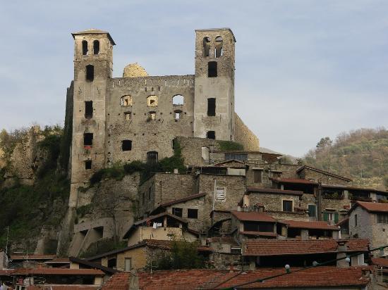 Dolceacqua, Italien: Castello dei Doria