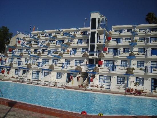 The Appartments Them Selves Picture Of Aquasol