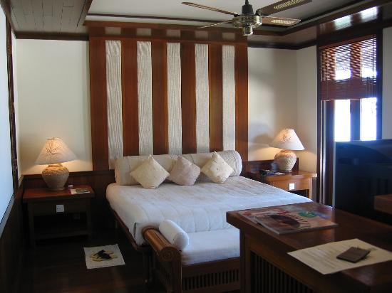 Tanjong Jara Resort: Chambre