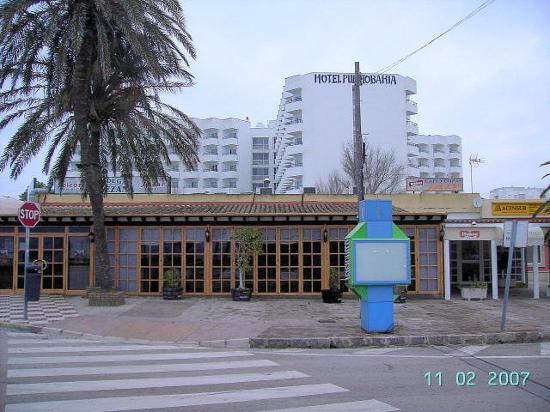 Hotel Puertobahía & Spa: Vista del hotel