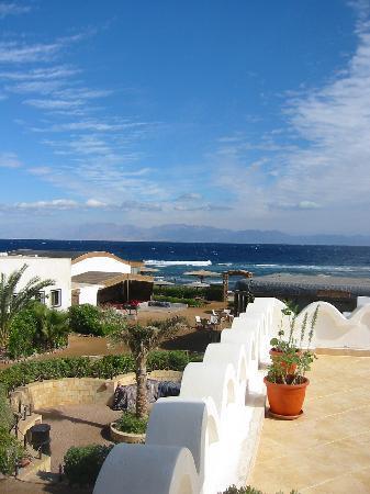 The Mirage Village Hotel: vue d'une des chambres