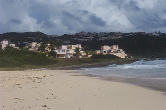 Guana Bay Beach Villas: View from Guana Bay Beach
